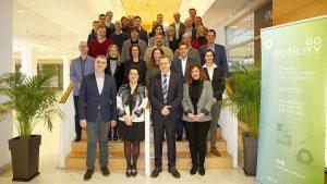 Ficoba acoge el primer encuentro  del comité técnico de la feria Go Mobility