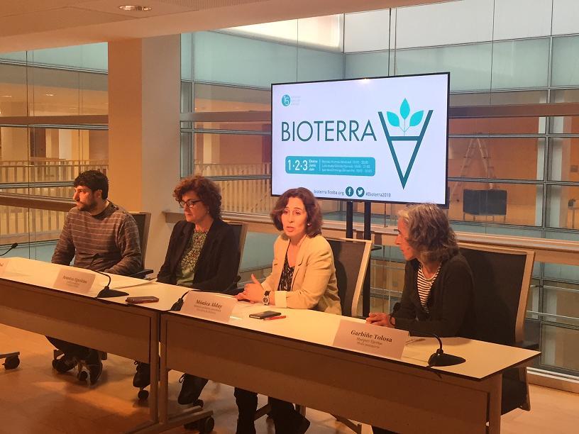 Eneek ha dado a conocer el balance de la agricultura ecológica en 2017. Bioterra 2018: la cita con los productos ecológicos, la bioconstrucción, las energías renovables y el consumo responsable cumple 15 años