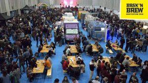 3.500 personas han llenado de buen ambiente el bask'n brew beer festival de Ficoba