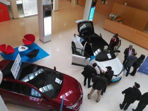 Las personas interesadas en comprar un coche tienen una cita este fin de semana en Ficoauto 2018