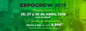 Expogrow Irun florece en primavera y reinventa su formato en 2019