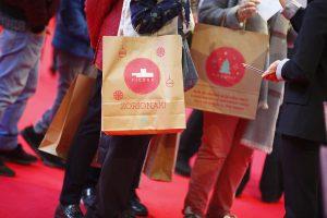 Cerca de 17.000 visitantes en la Feria de Navidad de la Costa Vasca