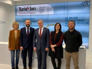 Turislan, Feria de Empleo Turístico, da el salto al ámbito vasco en su tercera edición