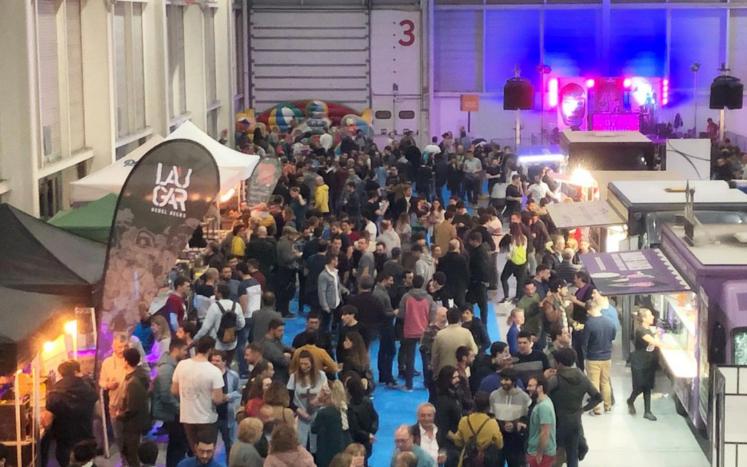 3.000  zaletu  Bask'n  Brew  Beer  Festival  azokaren  hirugarren  edizioan,  Ficoban