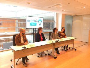 El desarrollo sostenible y el consumo responsable, protagonistas de la 16 edición de Bioterra en Ficoba