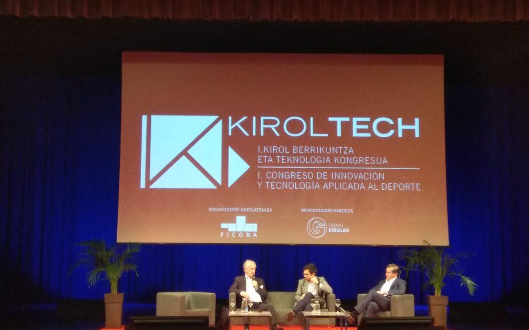 Kiroltech supera las expectativas y anuncia que repetirá convocatoria en 2020