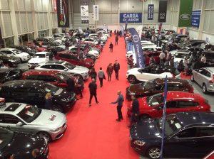 Ficoauto 2019: un millar de coches a la venta este fin de semana en Ficoba