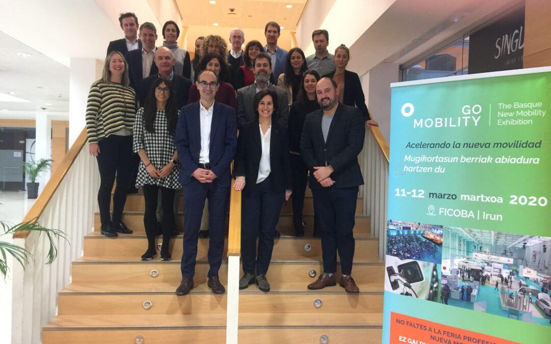 60 empresas han confirmado ya su participación en la segunda edición de Go Mobility