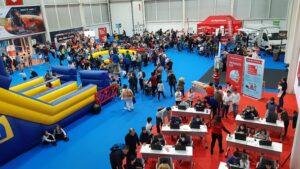 PIN 2019 en Ficoba: más de 13.600 visitantes y cifra récord de escolares