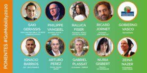 El programa de conferencias de Go Mobility se abre a Europa