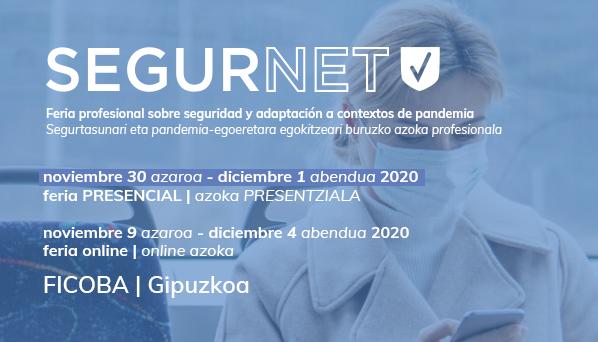 Ficoba presenta Segurnet, la feria profesional sobre seguridad y adaptación a contextos de pandemia