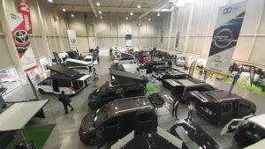 Caravantur cierra su quinta edición en Ficoba con más de 80 operaciones de alquiler, venta y personalización de vehículos